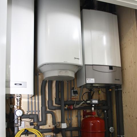 Centrale verwarming CV-ketels